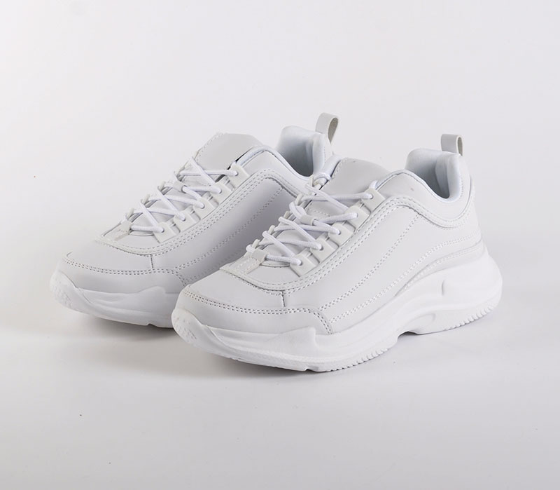 dad shoes blanche femme